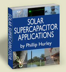 Solar Supercapacitor Applications